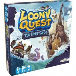 Loony Quest - The Lost City