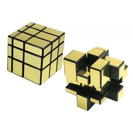 Mirror Cube gold