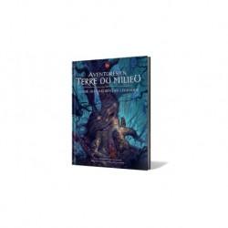 Aventures en Terre du Milieu - Guide du gardien des légendes (D&D5)