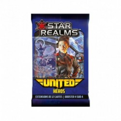 Star Realms - United - Héros