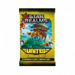 Star Realms - United - Commandement