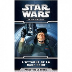 Star Wars JCE - L'attaque de la Base Echo