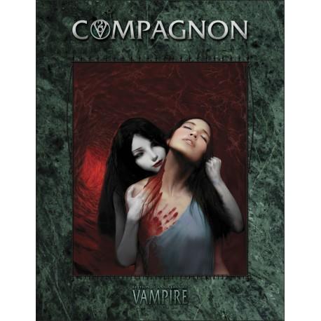 Vampire la Mascarade - Edition 20ème anniversaire - Compagnon (écran + supplément)