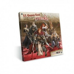 Zombicide - Black Plague - Extra games tiles pack