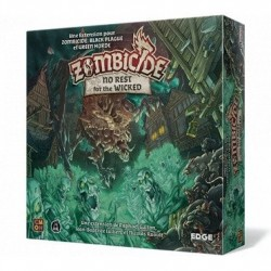 Zombicide - Black Plague - No rest for the wicked