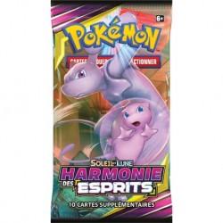 Cartes Pokémon - Soleil & Lune - Harmonie des esprits - Booster