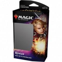 Magic l'Assemblée - Le trône d'Eldraine - Deck de planeswalker - Rowan