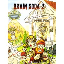 Brain Soda 2 - Peplum Soda