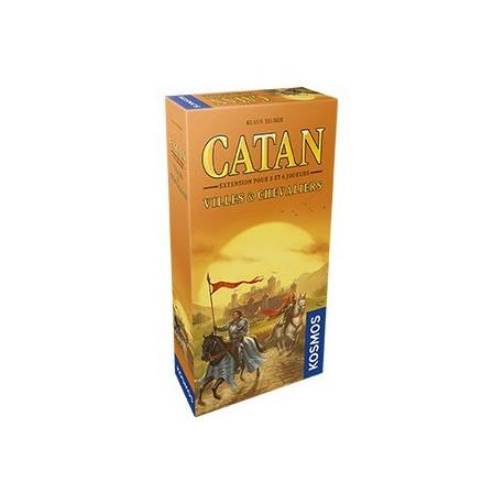 Catan - Villes et chevaliers 5/6 joueurs