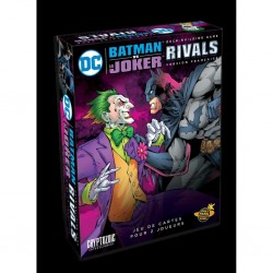 DC Comics Deck building - Rivals : Batman vs Joker