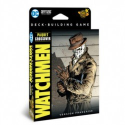 DC Comics Deck building - Watchmen