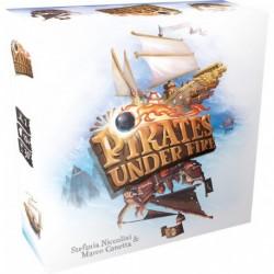 Pirate Under Fire