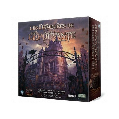 Les demeures de l'épouvante - 2nde édition