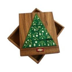 Casse-tête - Arbre de Noël