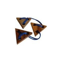 Casse-tête - Les trois triangles