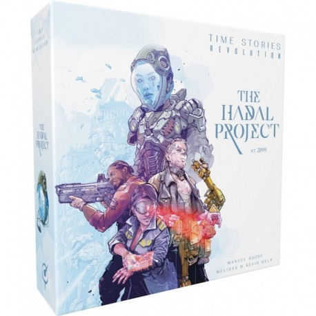 Time Stories Revolution - The Hadal project