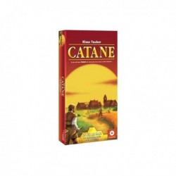 Catan - Extension 5/6 joueurs