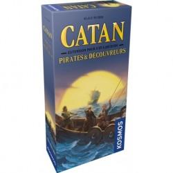 Catan - Pirates et découvreurs - 5/6 joueurs