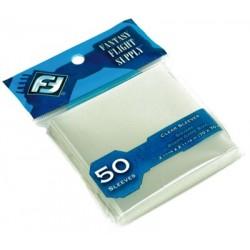 Protège carte 70x70 (bleu)