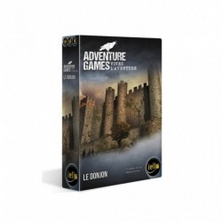 Adventure Game - Le donjon