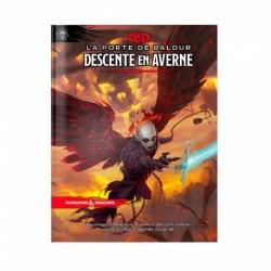 Donjons & Dragons - 5ème édition - La porte de Baldur - Descente en Averne
