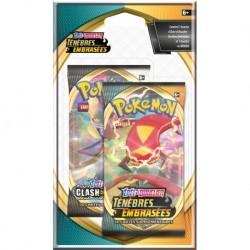 Pokémon - Epée et bouclier - Ténèbres embrasées - Blister Célébration