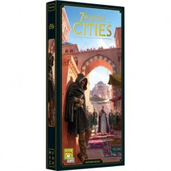 7 Wonders - Cities (nouvelle version)