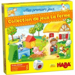 Collection de jeux La ferme