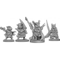 Donjons & Dragons - 5ème édition - Cartes de sorts: Druide