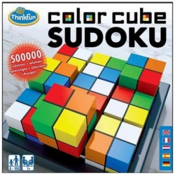 Color Cube Suddoku
