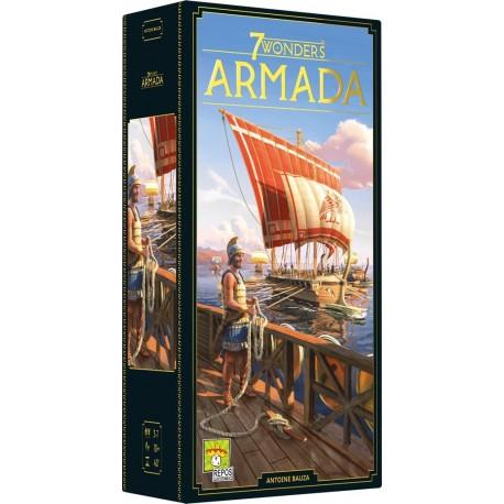 7 Wonders - Armada (nouvelle version)