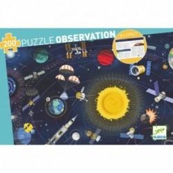 Puzzle observation - L'espace