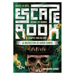 Escape Book - La malédiction de Baron Samedi