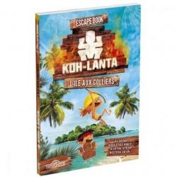 Escape Book Enfant - Koh Lanta - L'île aux colliers