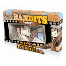 Colt Express - Bandits - Ghost