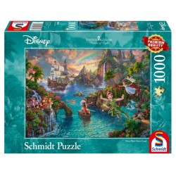 Puzzles Disney - Peter Pan
