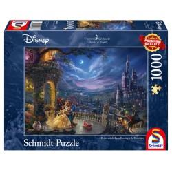 Puzzles Disney - La Belle et la Bête