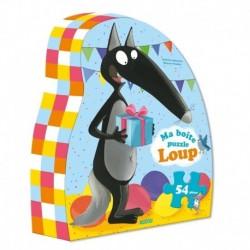 Ma boite puzzle - Loup - Anniversaire