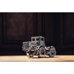 Maquette métal mécanique 90 pièces Hot Tractor