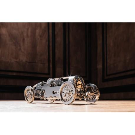 Maquette métal mécanique 92 pièces Silver Bullet
