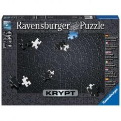 Puzzle 736 pièces Krypt Black