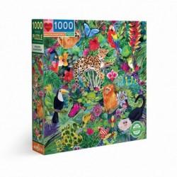 Puzzle 1000 pièces Amazon rainforest