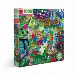 Puzzle 1000 pièces Bountiful garden