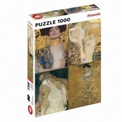 Puzzle 1000 pièces Klimt - Collection