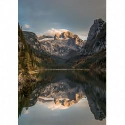 Puzzle 1000 pièces Lac de montagne