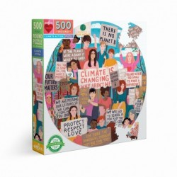 Puzzle 500 pièces Climate action