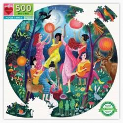 Puzzle 500 pièces Moon dance