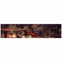 Mournblade - Ecran + carte des Jeunes Royaumes