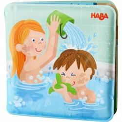 Jeu d'eau - Livre de bain - Chez Paul et Pia