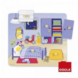 Puzzle - Chambre de l'enfant